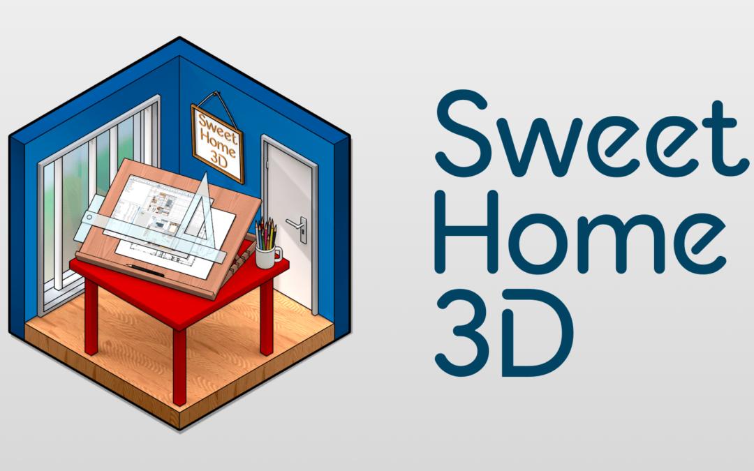Mon avis sur le logiciel pour plan de maison : j'ai testé Sweet Home 3D pour vous!